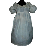 Sweet Antique Doll Chemise / Dress