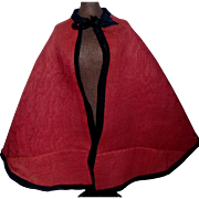 Early Made Doll Cape, Fashion