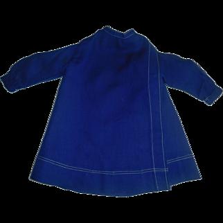 Nice Dark Blue Doll Coat