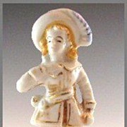 Occupied Japan Colonial Nobleman Figurine