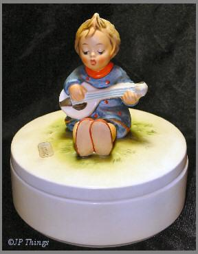 Hummel Joyful Candy Box Stylized Bee #3639 Mold III/53