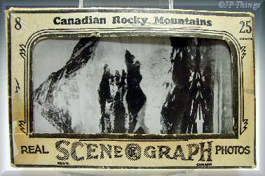 Canadian Rocky Mountain Scene O Graph Photos