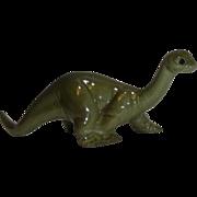 Older Miniature Diplodoccus Dinosaur Figurine by Hagen-Renaker