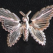 Sweet Butterfly Brooch