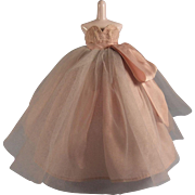 Vintage Little Miss Revlon Taffeta Formal #9160, 1959