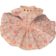 Vintage Little Miss Revlon Torso Dress #9105, School Series, 1959