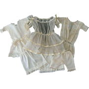 "Early 1900 Doll Clothing for 14""-18"" Doll"