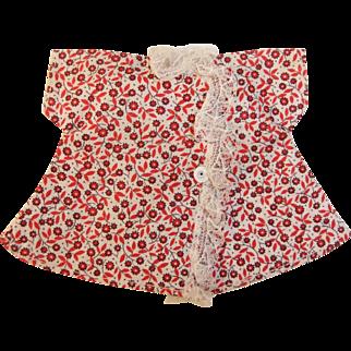 Vintage Little Miss Revlon Pajama Top, variation of #9218, 1959