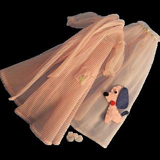 Vintage Barbie Nighty Negligee Set #965, 1959-64