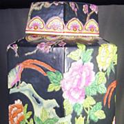 Vintage Chinese Porcelain Qing Qianlong Ginger Jar