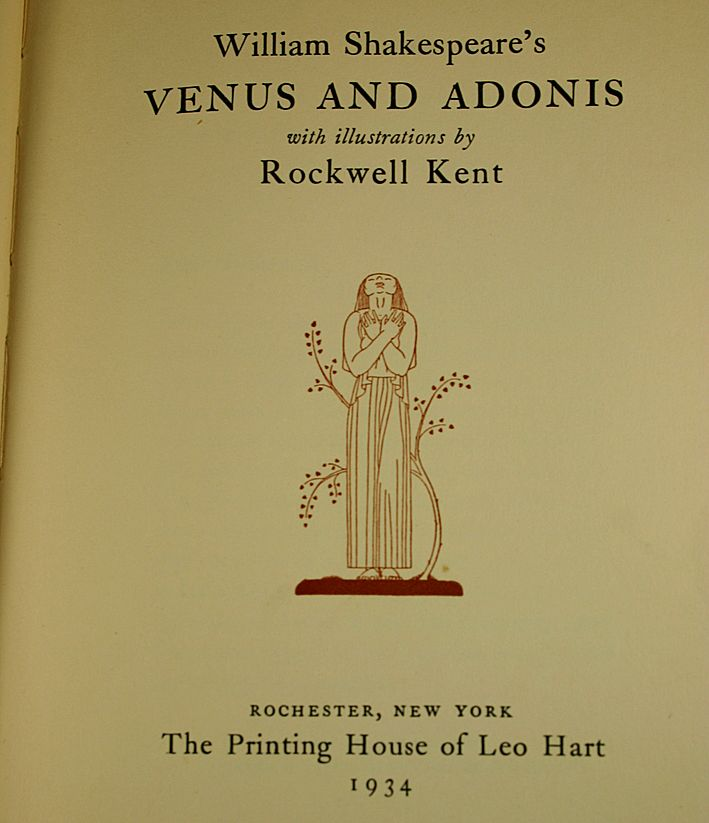 an analysis of the poem venus and adonis by william shakespeare Venus and adonis is a narrative poem by william shakespeare published in 1593 it is probably shakespeare's first publication the poem tells the story of venus, who is the goddess of love, of her unrequited love, and of her attempted seduction of adonis, an extremely handsome young man, who would rather go huntingthe poem is pastoral, and at times erotic, comic, and tragic.