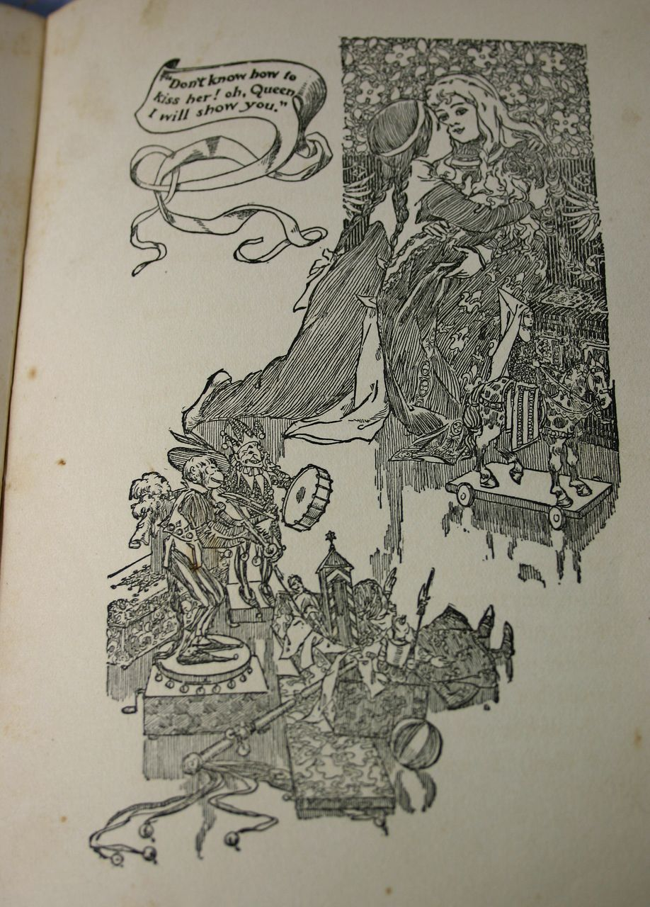 1901 THE LONESOMEST DOLL Abbie Farwell Brown Illustrated 74 Pages First Edition