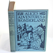 Alice's Adventures in Wonderland, Lewis Carroll, Tenniel/Prittie 1925