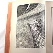 Rubaiyat of Omar Khayyam, Edward Fitzgerald with drawing by Edmund J. Sullivan