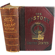 Lossing's Story of a Great Nation, or Our Country's Achievements, Military, Naval, Political and Civil 1893
