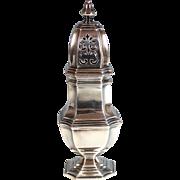 Old Silver Plate Sugar Shaker/Castor/Muffineer Sugar or Powder