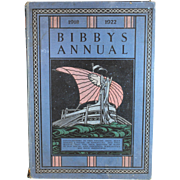 Bibby's Annual An Unconvential Journal for Country Readers 1918-1922 Illustr. A. Garth Jones