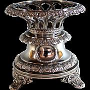Regency Sterling Silver Centerpiece by Edward Bernard & Sons ca 1812