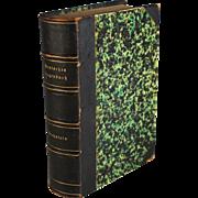 Deutsches Sagenbuch Ludwig Bechstein German Fairy Tales First Ed 1853 Illustr Ehrhardt