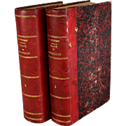 Traite de Pharmacie by Soubeiran Regnauld 1873 Antique Pharmacology