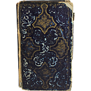 """1843 Natural History Book: """"Les Phenomenes de la Nature"""" De Marles"""