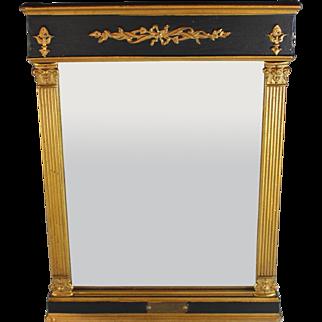 Antique Empire Tabernacle Mirror