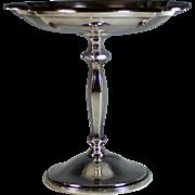 Reed & Barton silverplate Tazza Dish Silver Plate
