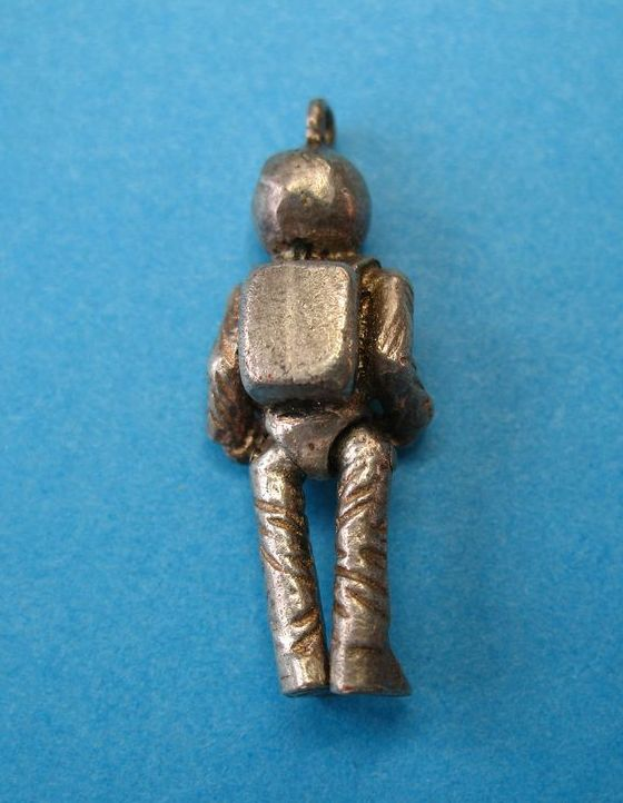 vintage astronaut charm - photo #35