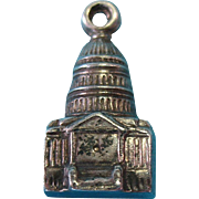 Vintage Sterling 1939 Walter Lampl Capital Building Charm