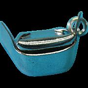 Vintage Sterling Silver Nurse Hat Charm