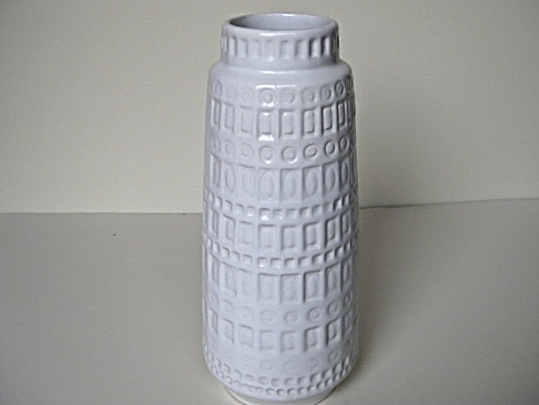 Scheurich Pottery Vase West Germany Sold On Ruby Lane