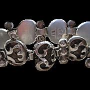 Victoria Sterling Silver Angel Bracelet