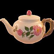 Vintage Franciscan Ware Desert Rose Teapot