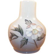 Vintage Royal Copenhagen Apple Blossom Mini Vase