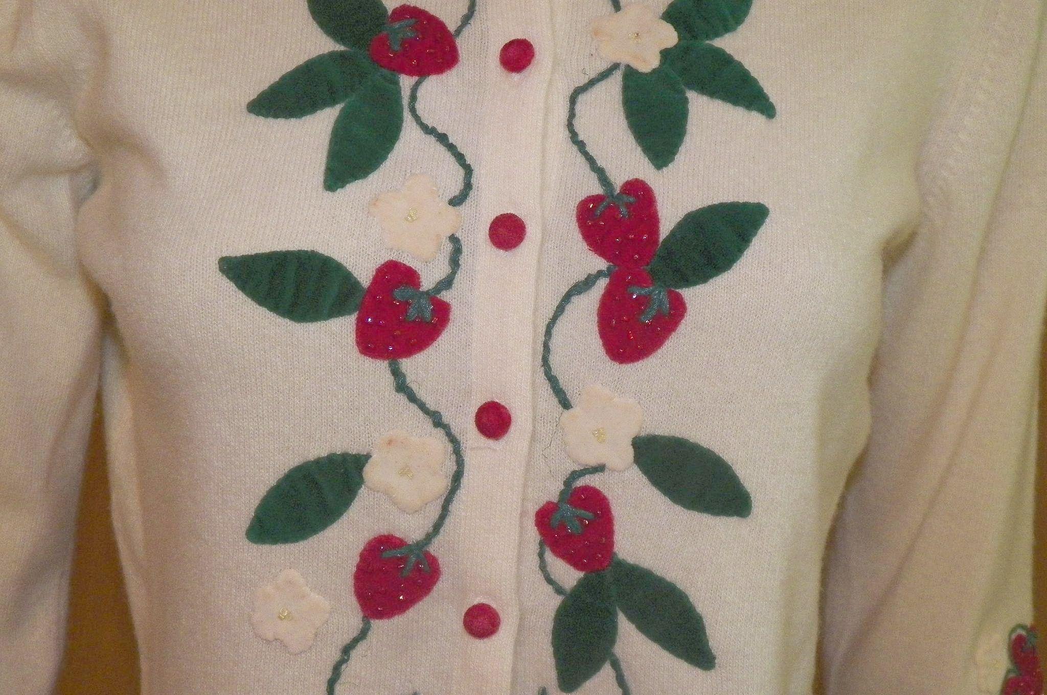 Vintage Pat Baldwin Sweater 17