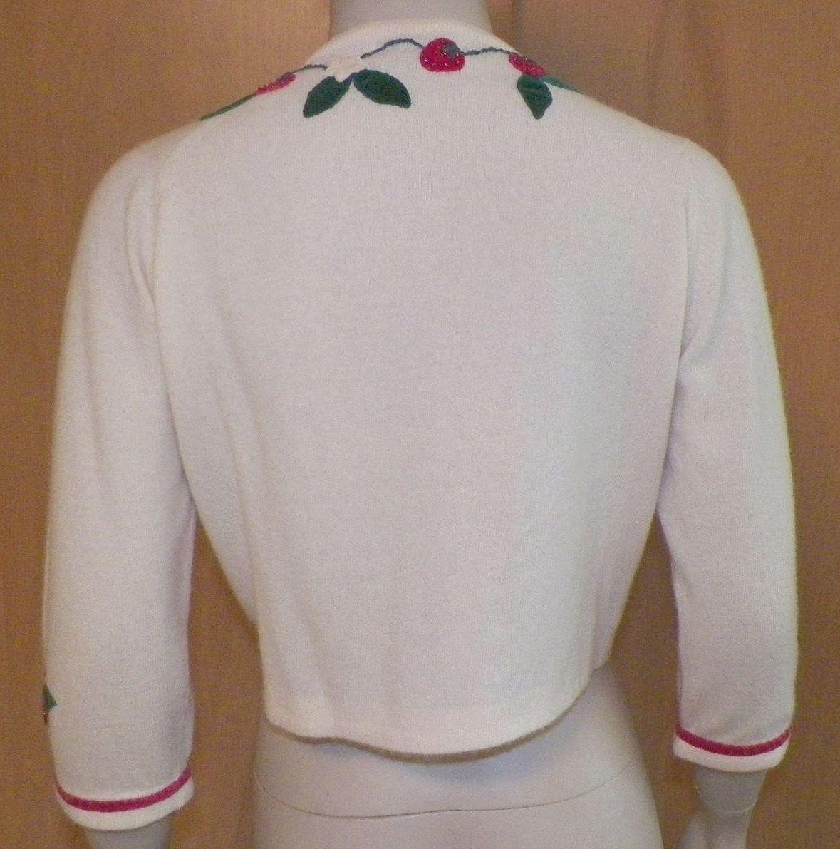 Vintage Pat Baldwin Sweater 44