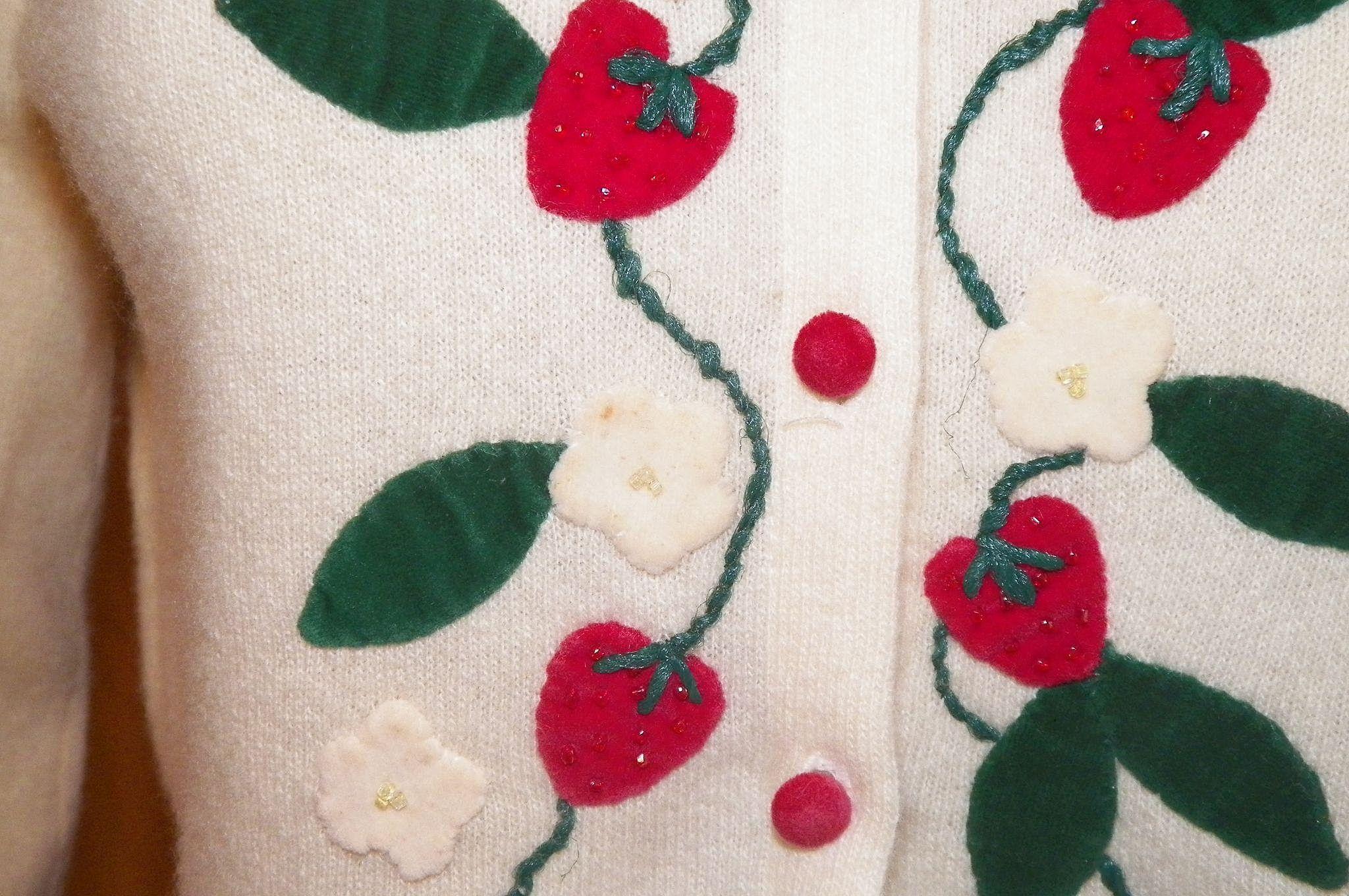 Vintage Pat Baldwin Sweater 37