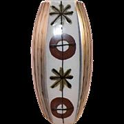 Mid-Century Japanese Ceramic Vase