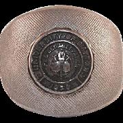 Vintage University Of Dayton Sterling Class Ring