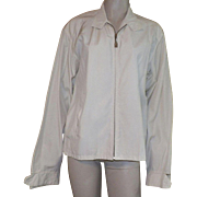 1960's Men's Sportcrafter By Rugby Golf Jacket 44L