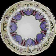 Vintage Haviland Limoges Art Nouveau Pattern Small Plate