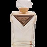 Vintage Fragonard Paris Stolen Moments Perfume Bottle