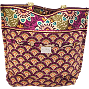 Vera Bradley Colorful Tote Bag / Purse