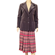Vintage Nina Ricci Skirt and Jacket Suit