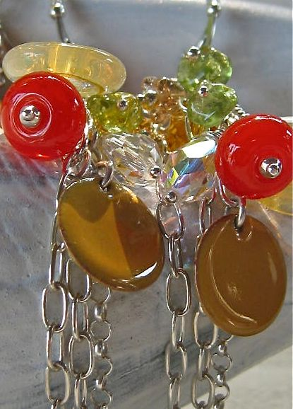 Earrings ~ PLAY DATE ~ Brilliantly Colorful & Fun