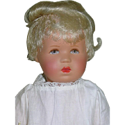"KATHE KRUSE 13"" Baby Rumpumple Model Mint 1960s Doll"