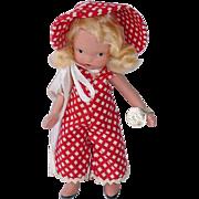 Nancy Ann Storybook Doll #78 Margie Ann In Playsuit ~ Minty Mint