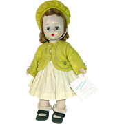 "1954 Madame Alexander ~ 8"" Alexander-kin ~ Shopping With Auntie"