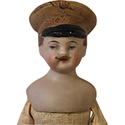 "Antique German Dollhouse 6"" Soldier"