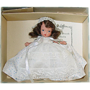 Nancy Ann Storybook PUDGY JL Doll ~ #154 Curly Locks ~ MIB